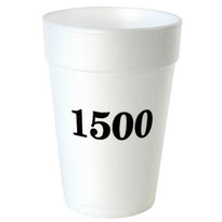 14 oz Promotional Foam Cup