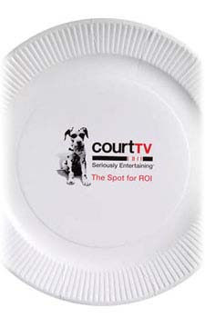Promotional Printed Paper Plates